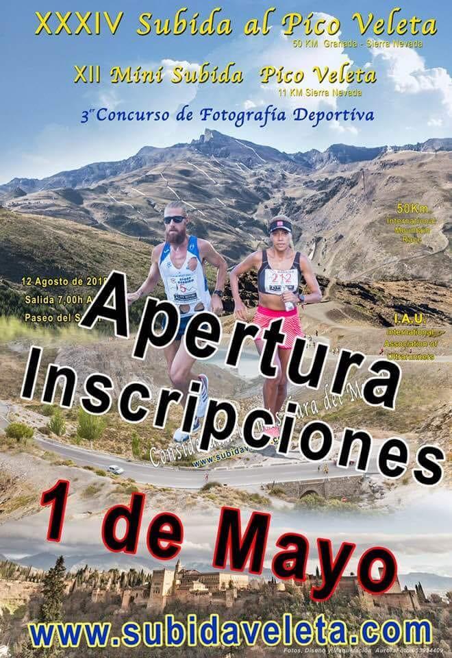XXXIV Subida al Pico Veleta 2018